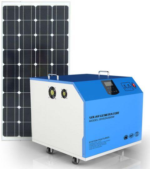 Máy phát điện năng lượng mặt trời 500w