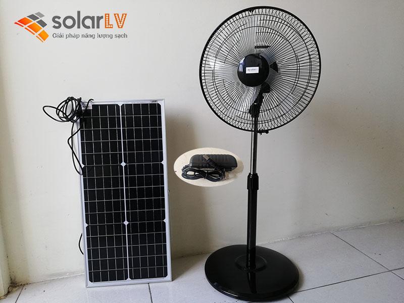 Quạt Năng lượng mặt trời Solar LV mã FH-40