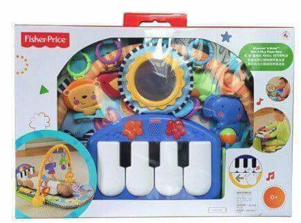 Thảm Piano Fisher Price