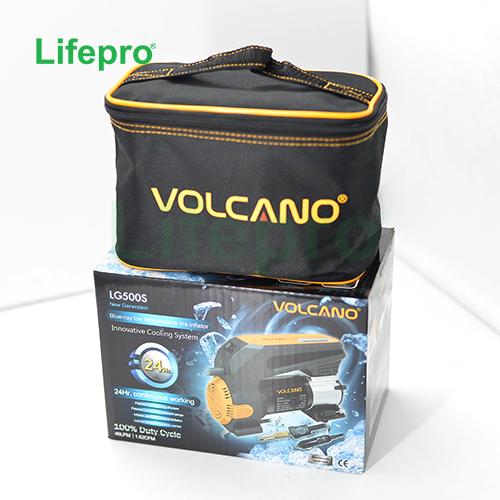 Máy bơm lốp ô tô Volcano LG500S