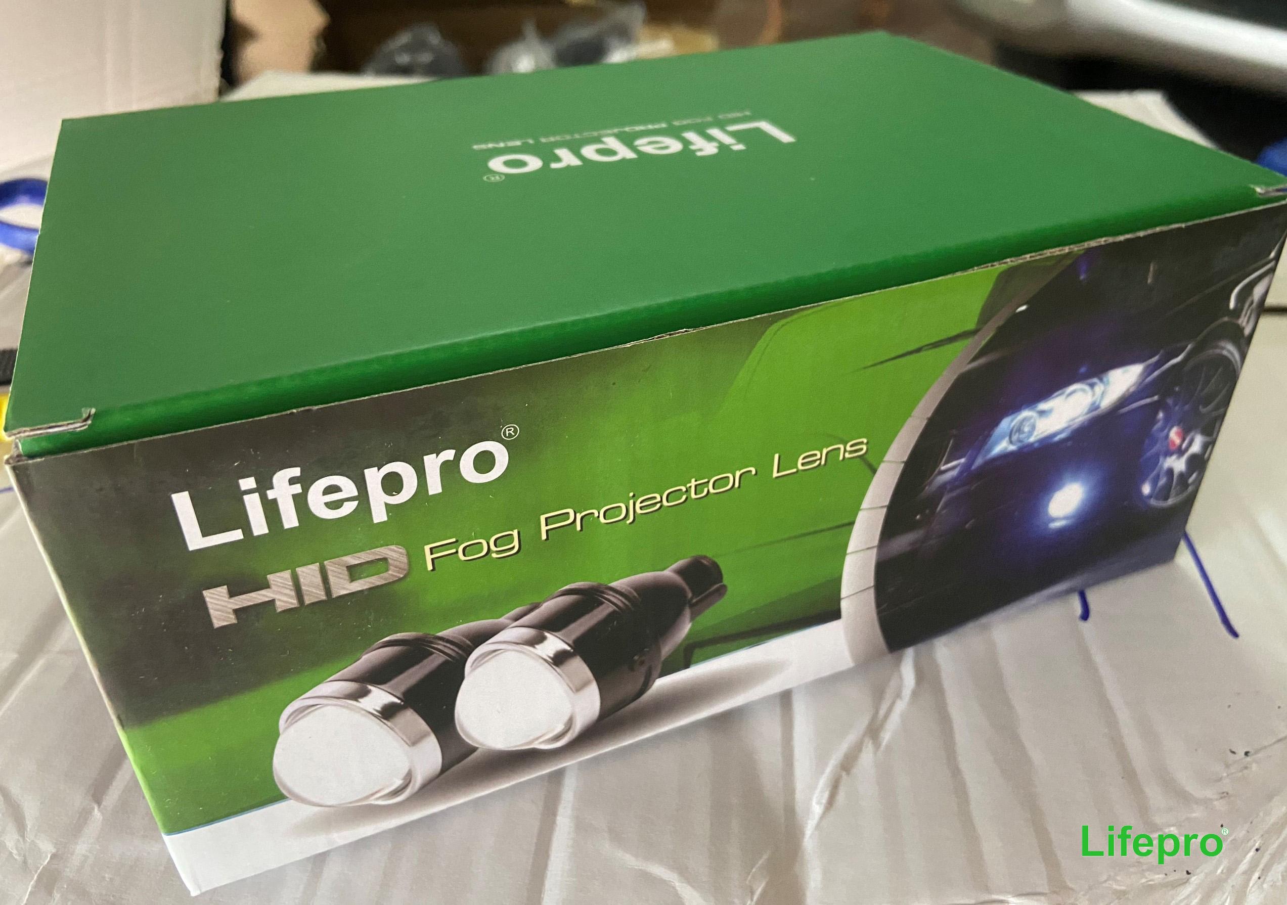 Bi gầm LED Q1 2.5 inch