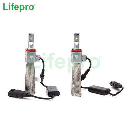 Bóng đèn Led Lifepro H4 Head Light 4300K (Trắng vàng)