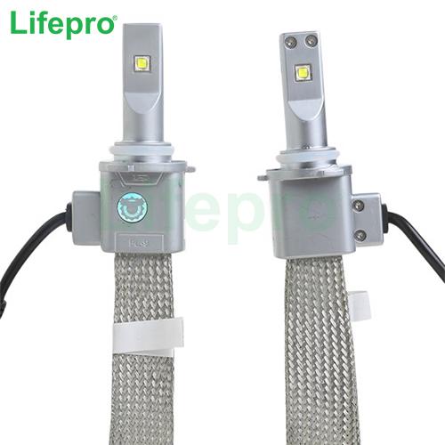 Bóng đèn Led Lifepro H7 Head Light 4300k (Trắng vàng)