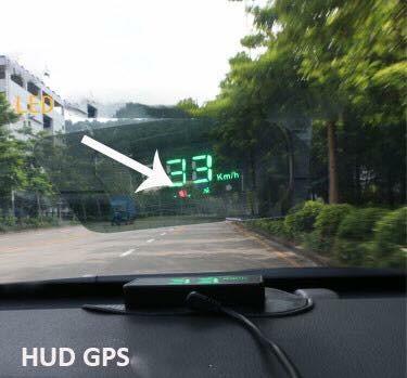 Hắt Kính HUD GPS