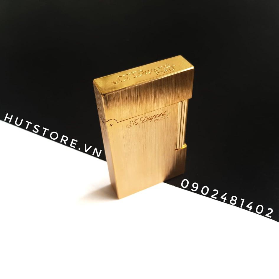 Bật lửa Dupont Super - Fantastic - Limited Edition - Gold - HUT0014