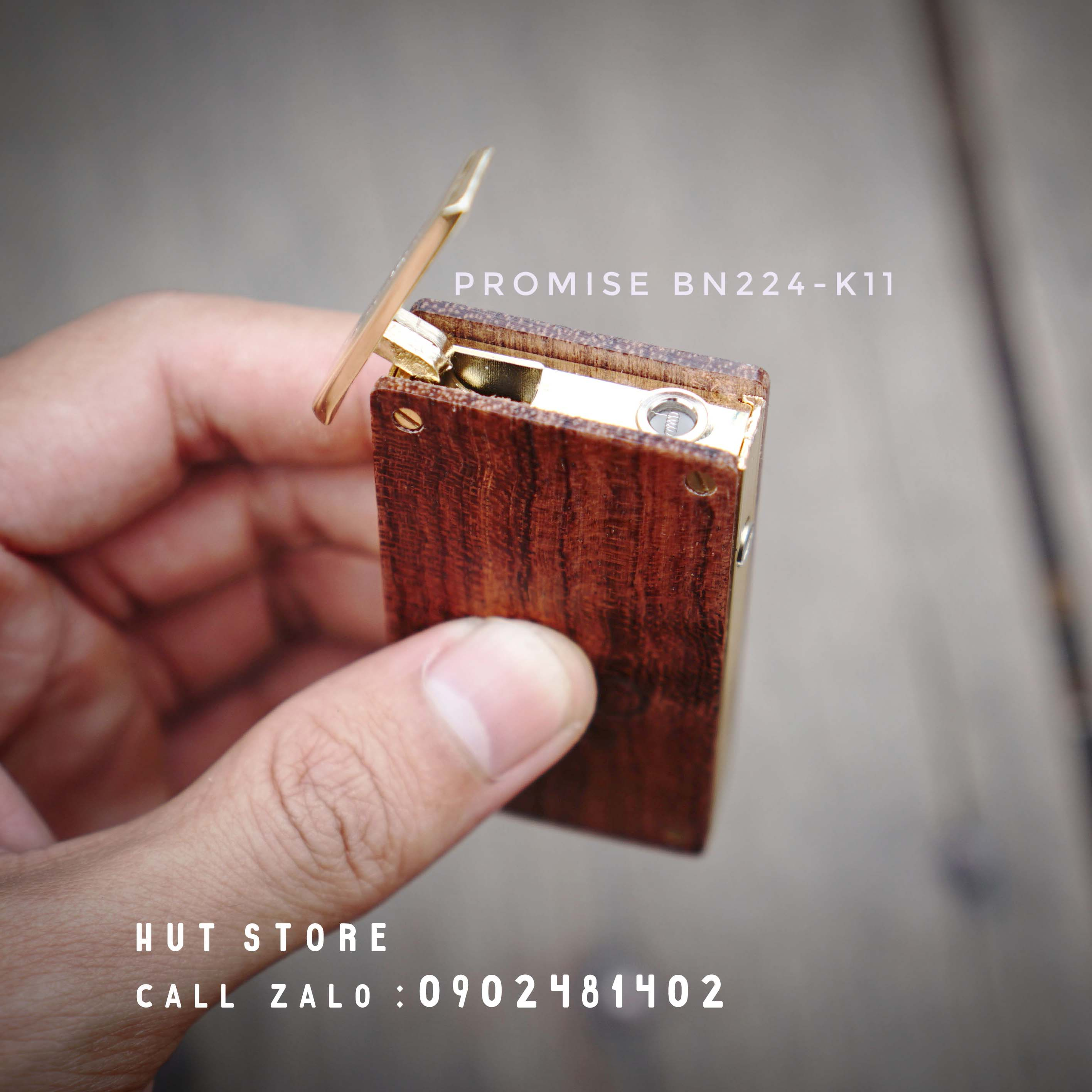 Bật lửa khò điện Promise BN224-K11
