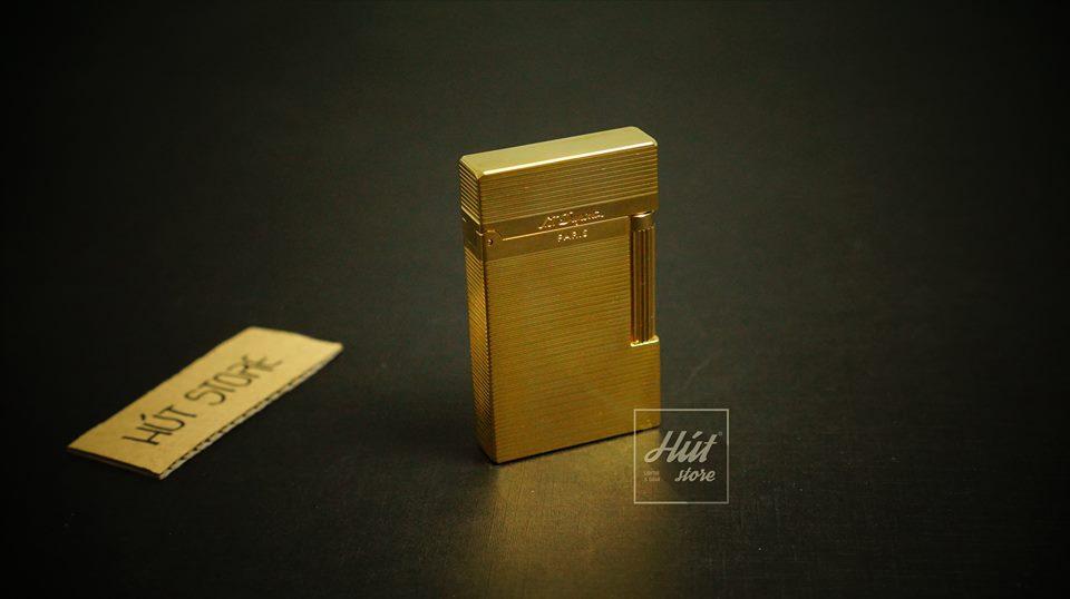 Bật lửa S.T Dupont Replica - Summer Gold - HUT002