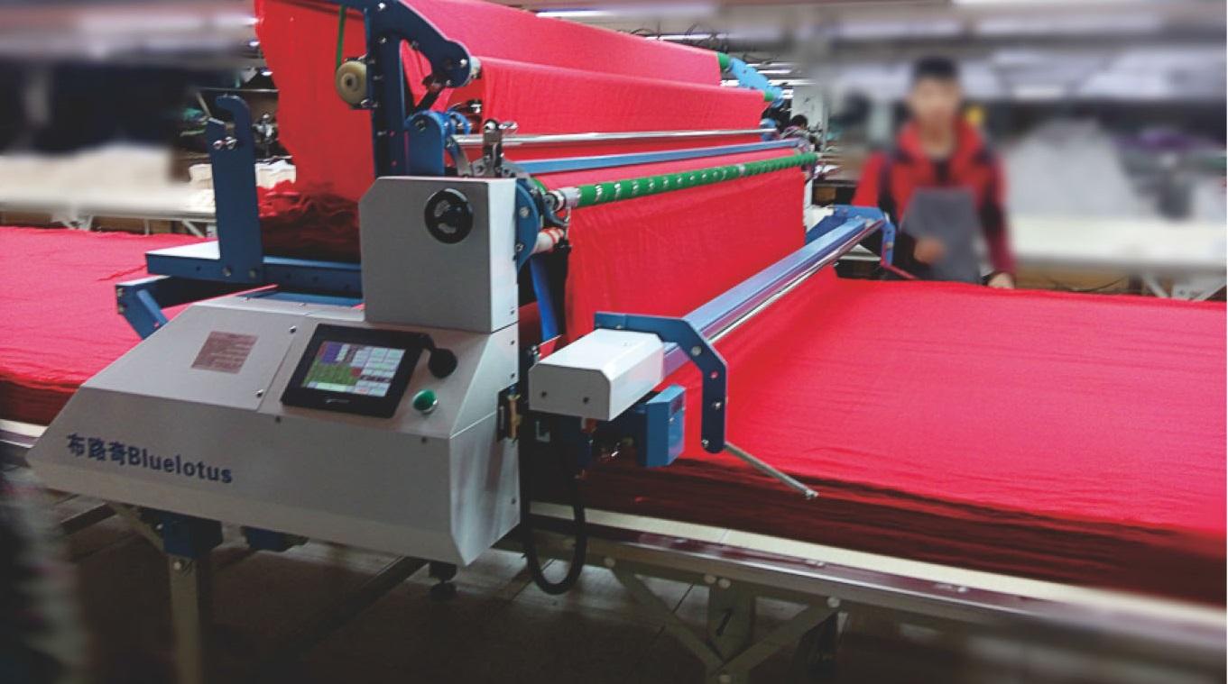 Máy chải vải tự động 1202A