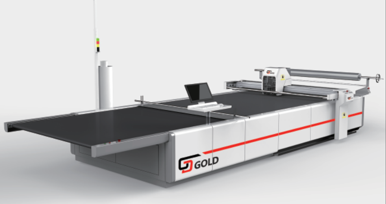 Máy cắt vải tự động GOLD