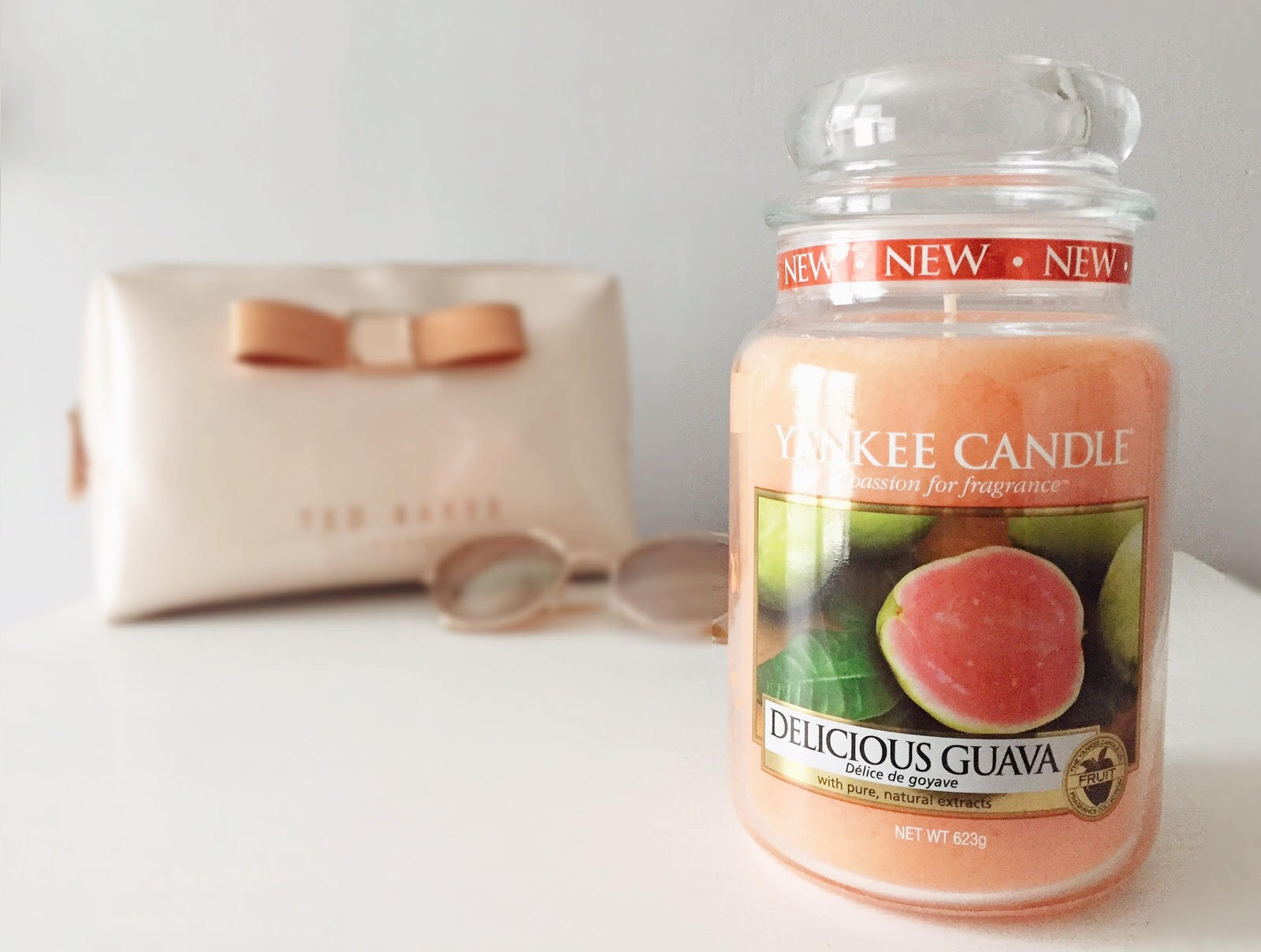 nến thơm Guava Goyave Yankee Candle