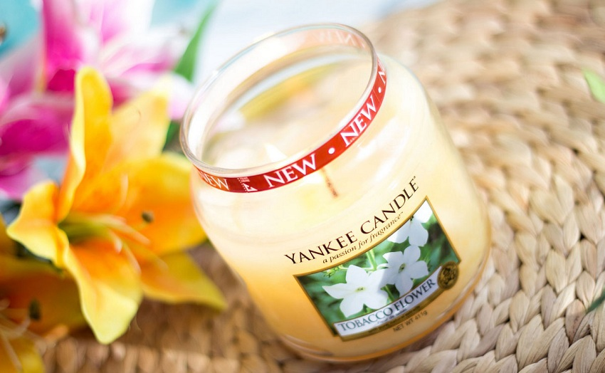 nến thơm Tobaco Flower Yankee Candle