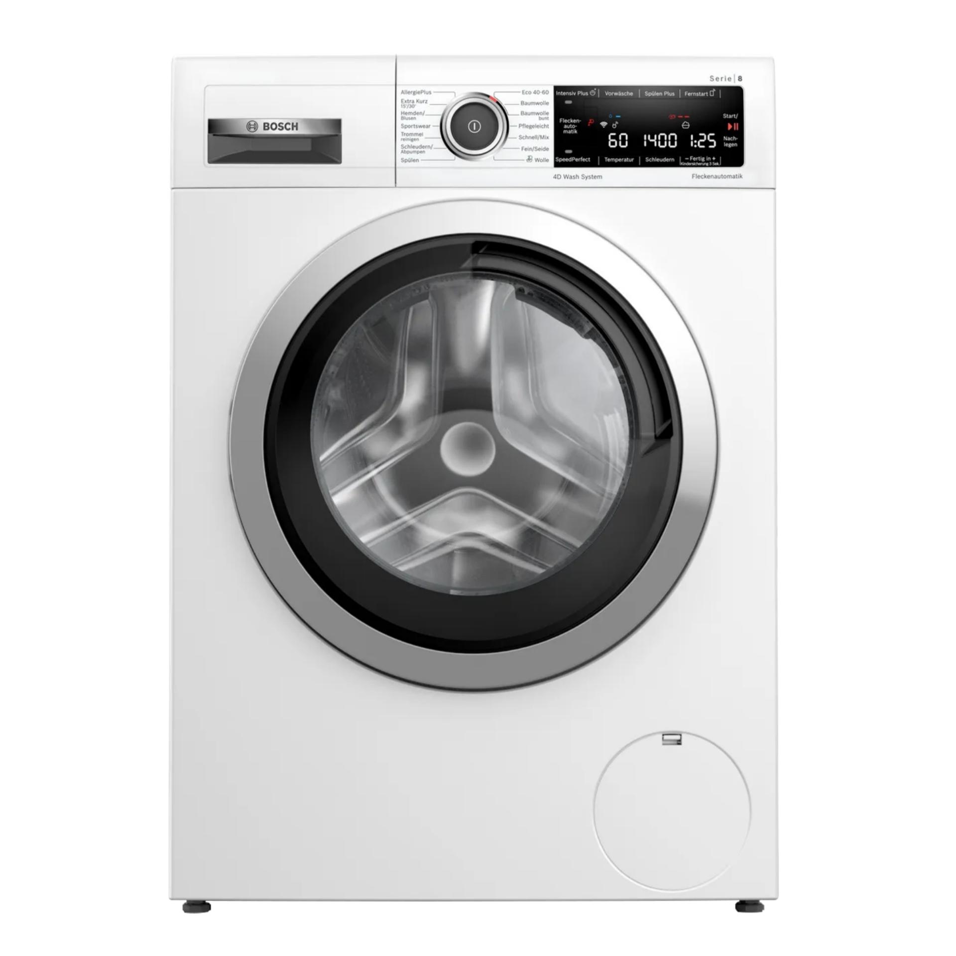 Máy giặt Bosch Serie 8 WAX28M42