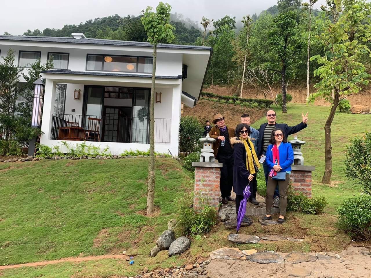 Biệt thự nghỉ dưỡng ngoại ô tại Hòa Bình-Kinh Thịnh Land