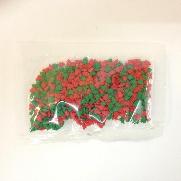 Bông đường cây thông xanh đỏ 20 gam