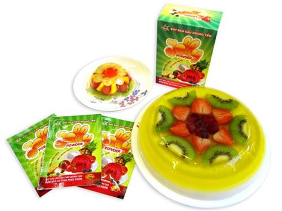 Bột Jelly Hoàng Yến gói 10 gam