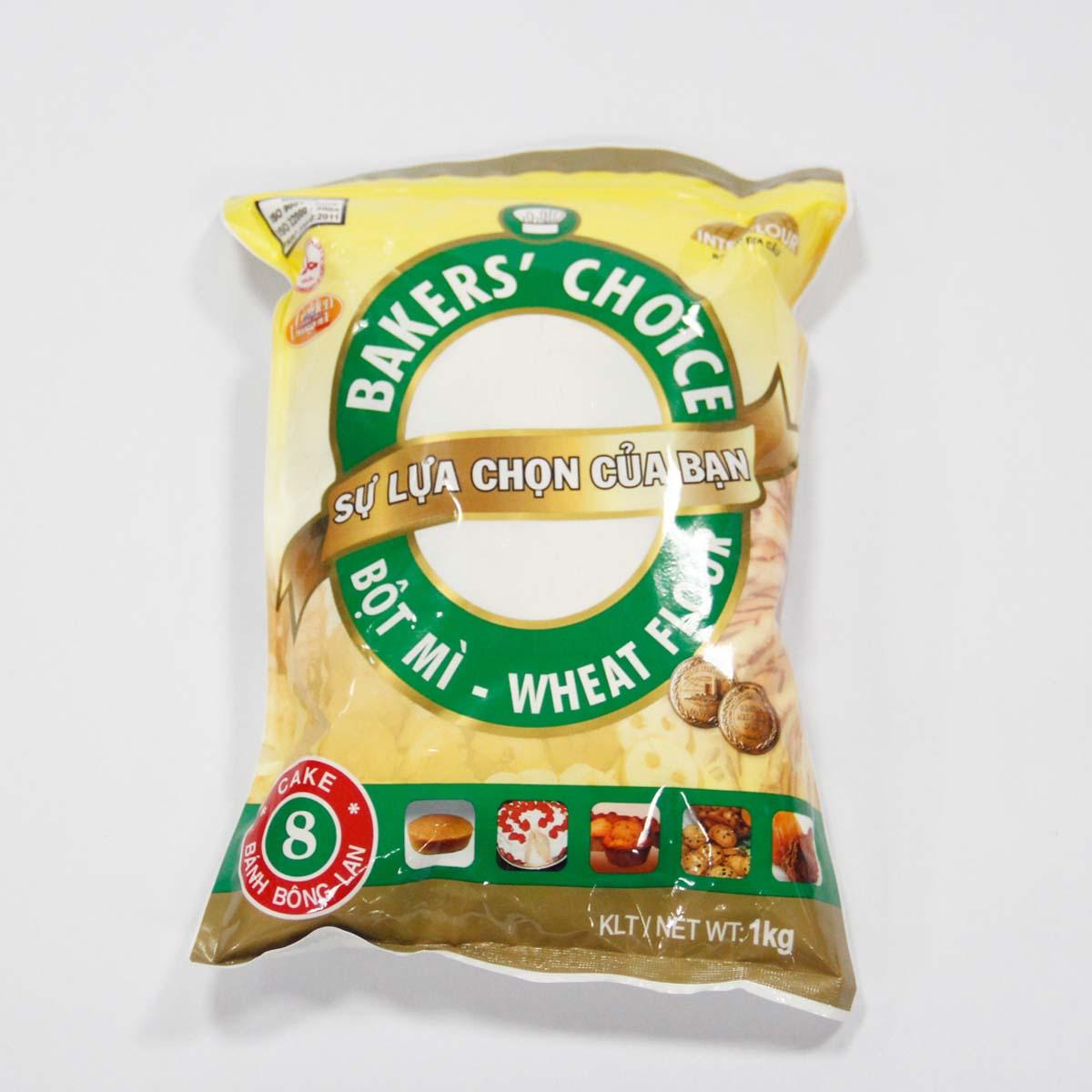 Bột mì Baker Choice số 8 (1kg)
