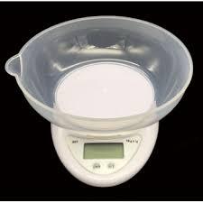 Cân B05 kèm bowl (bảo hành 6 tháng)