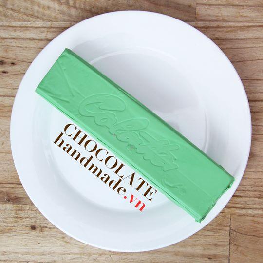 Socola xanh táo Collata 1kg