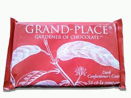 Socola Grand Place đen 1kg