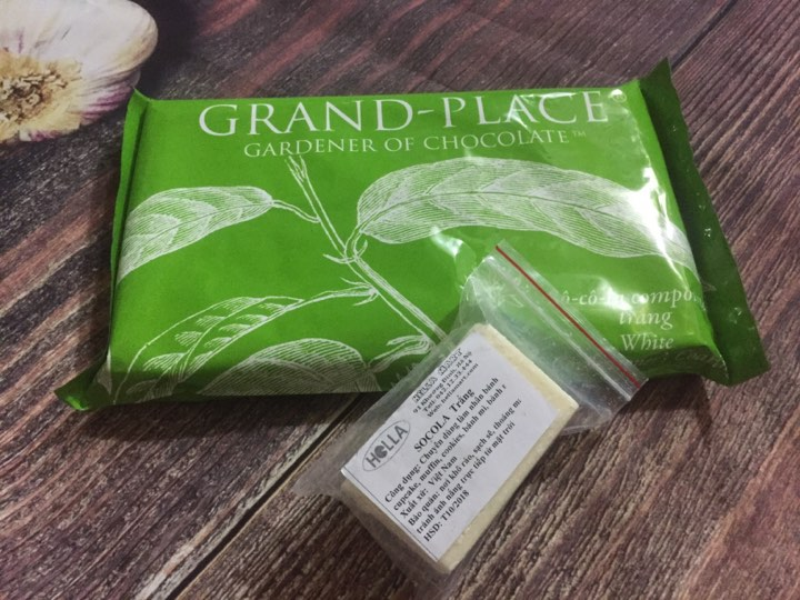 Socola Grand trắng 111 gam