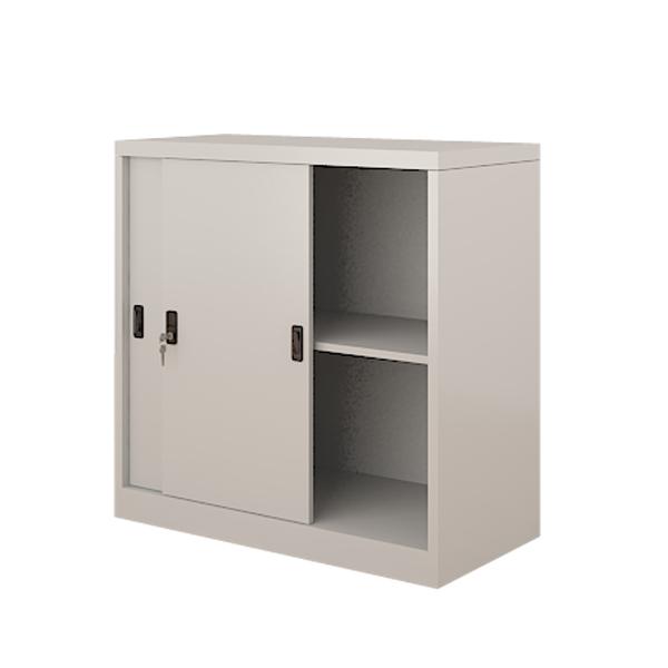 Half height cupboard sliding doors