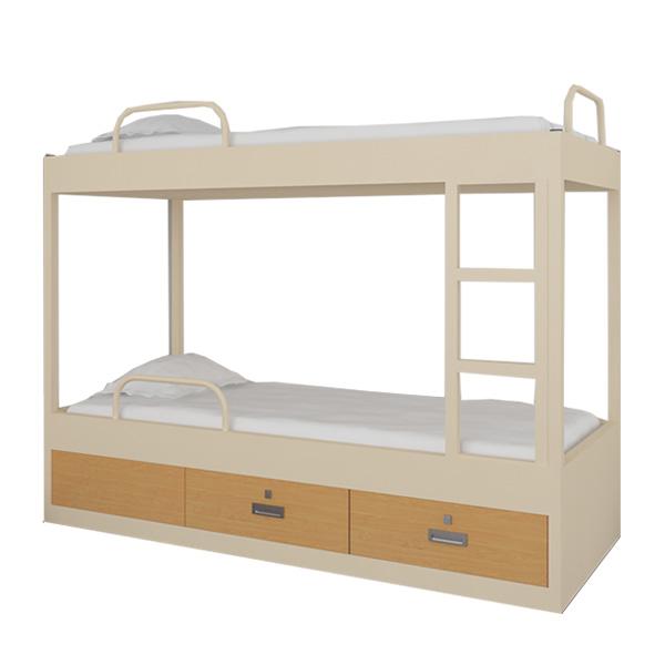 Marine double bunk c/w wooden