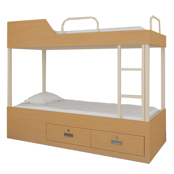 Marine double bunk c/w wooden