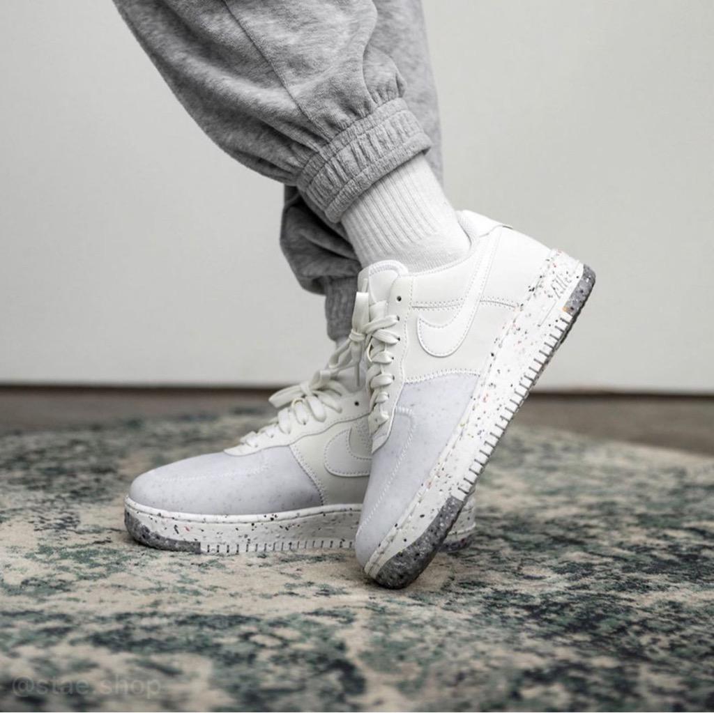 Hàng Chính Hãng Nike Air Force 1 Crater White Ct1986100