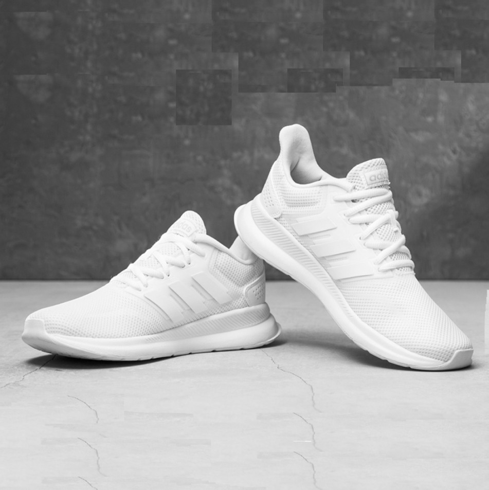 Hàng chính hãng Adidas Falconrun White f36215