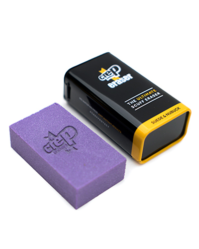 Hàng chính hãng Gôm tẩy da lộn, da nubuck Crep Protect Eraser