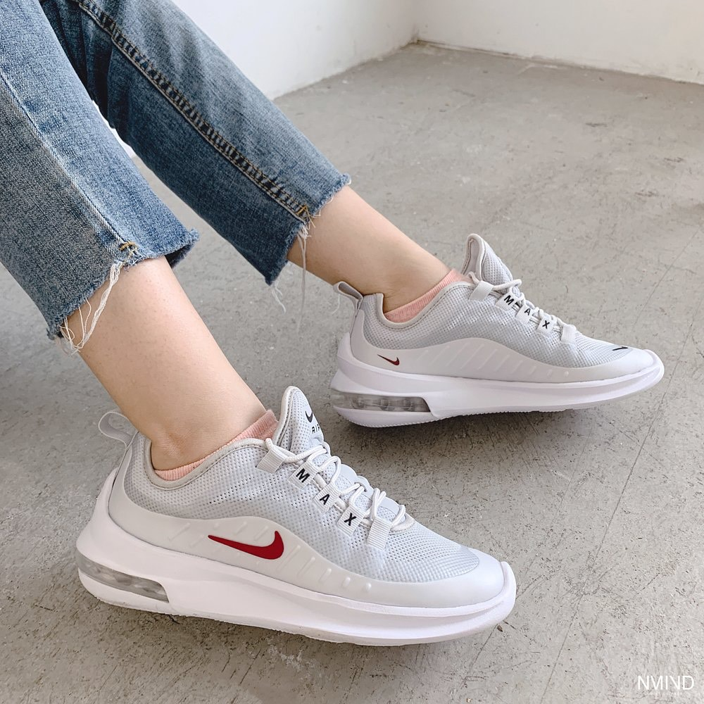 Hàng chính hãng Nike Air Max Axis Grey Red