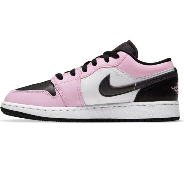 Hàng chính hãng Jordan 1 Low Arctic Pink 554723601