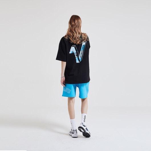 Hàng chính hãng áo ADLV Black Sky V logo