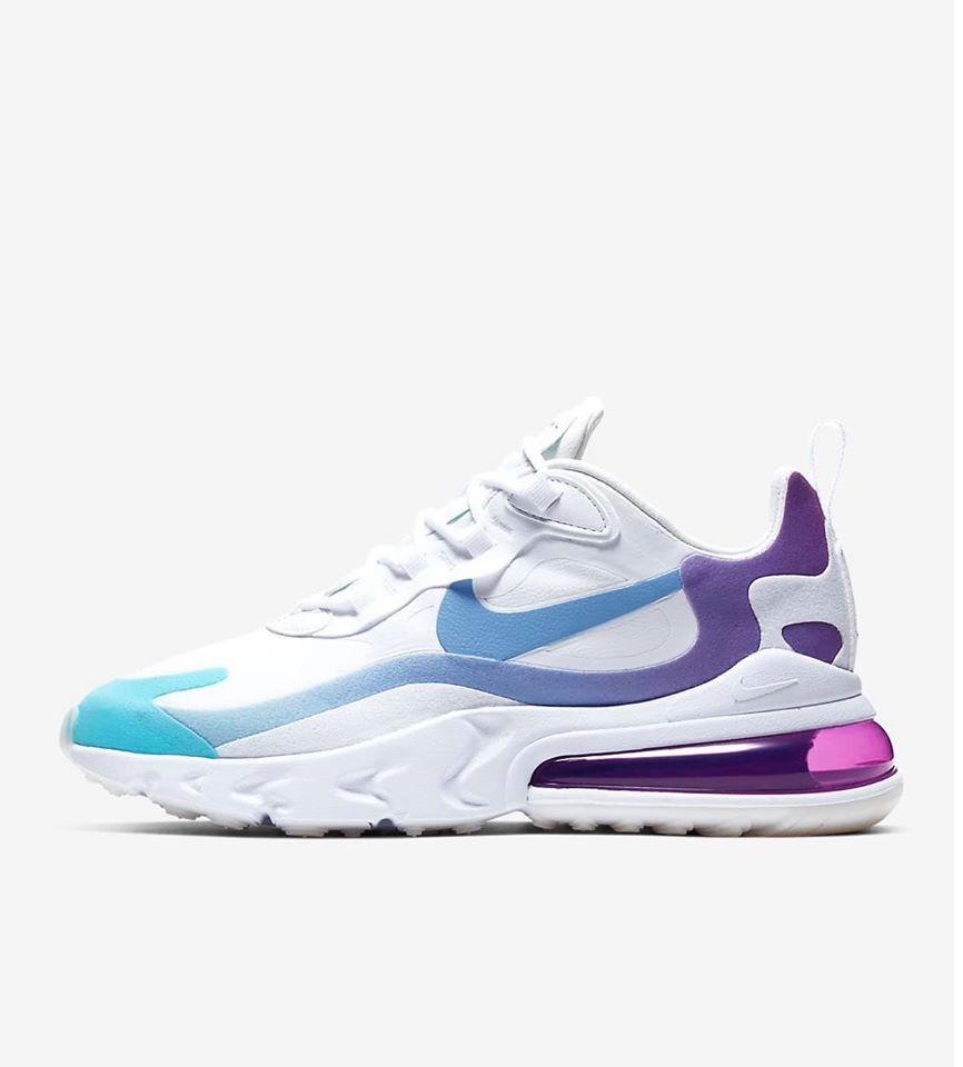 Hàng Chính Hãng Nike Air Max 270 Violet