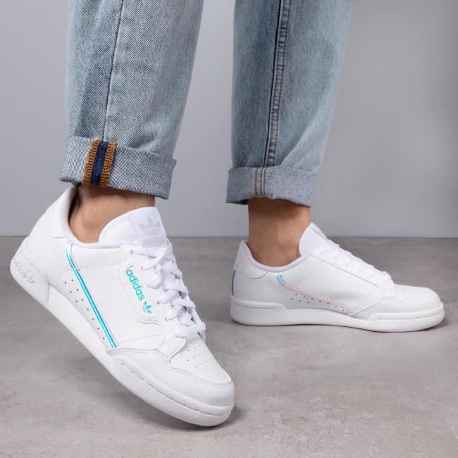 Hàng chính hãng Adidas Continental rascal hologram