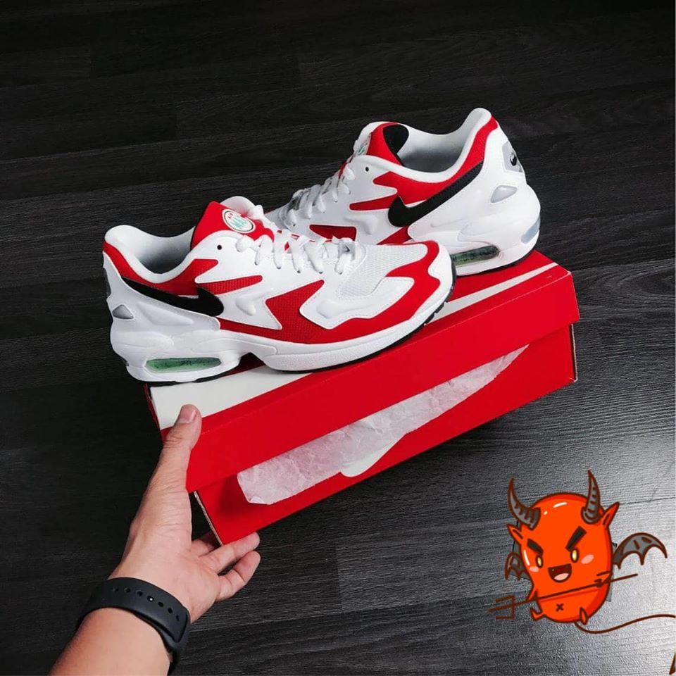 Hàng chính hãng Nike Air Max Light Red