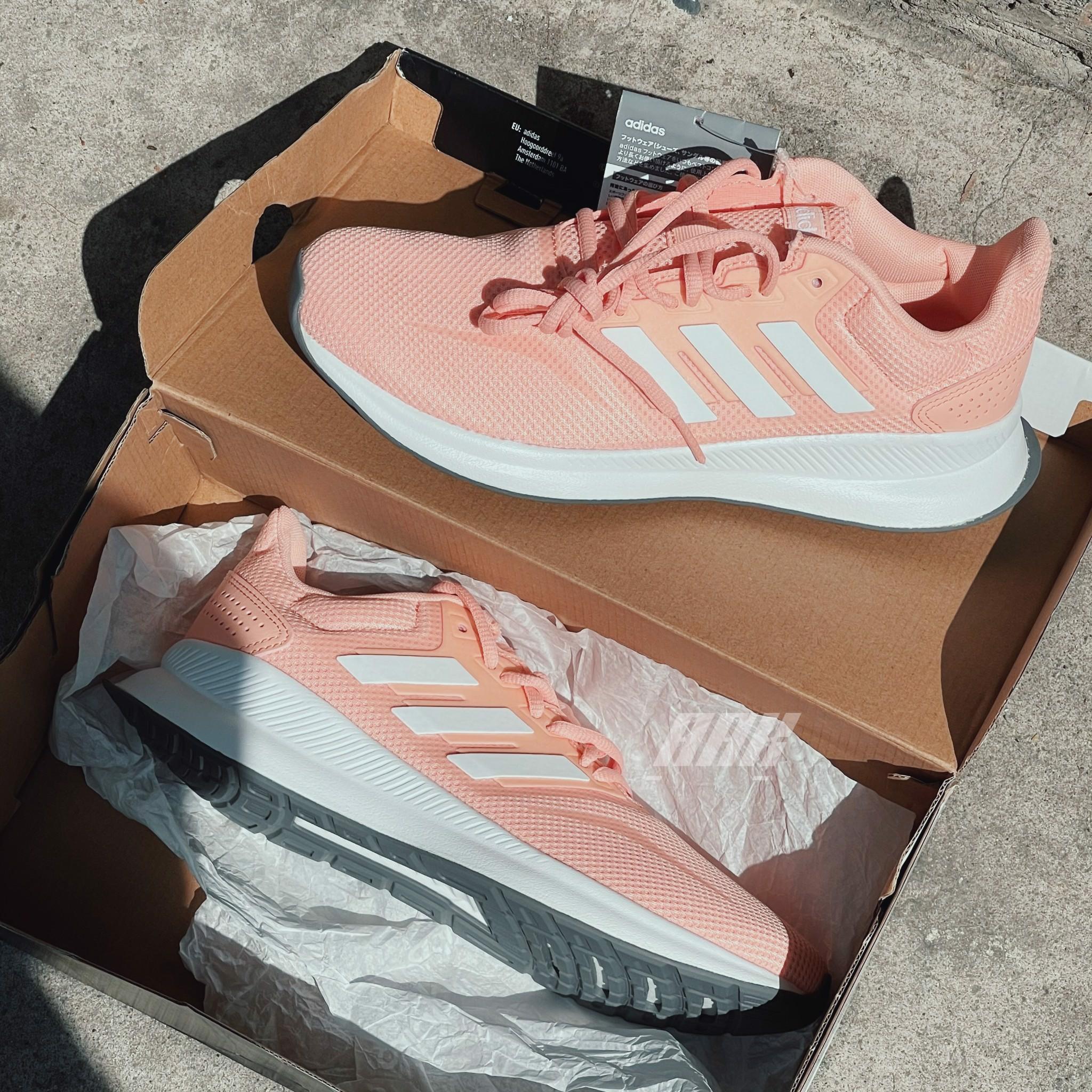 Hàng chính hãng Adidas Falconrun Glow Pink EE8165