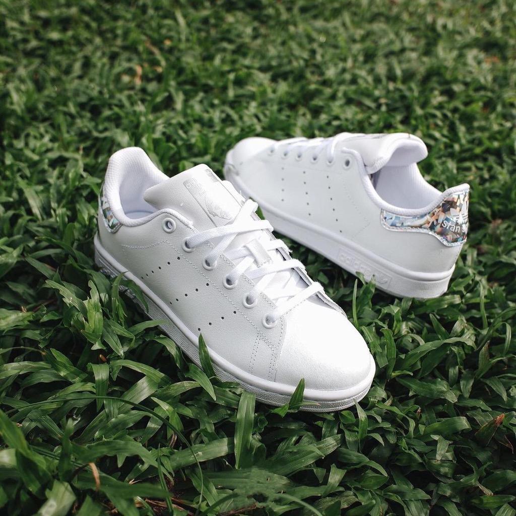Hàng Chính Hãng Adidas Stan Smith Diamond ee8483