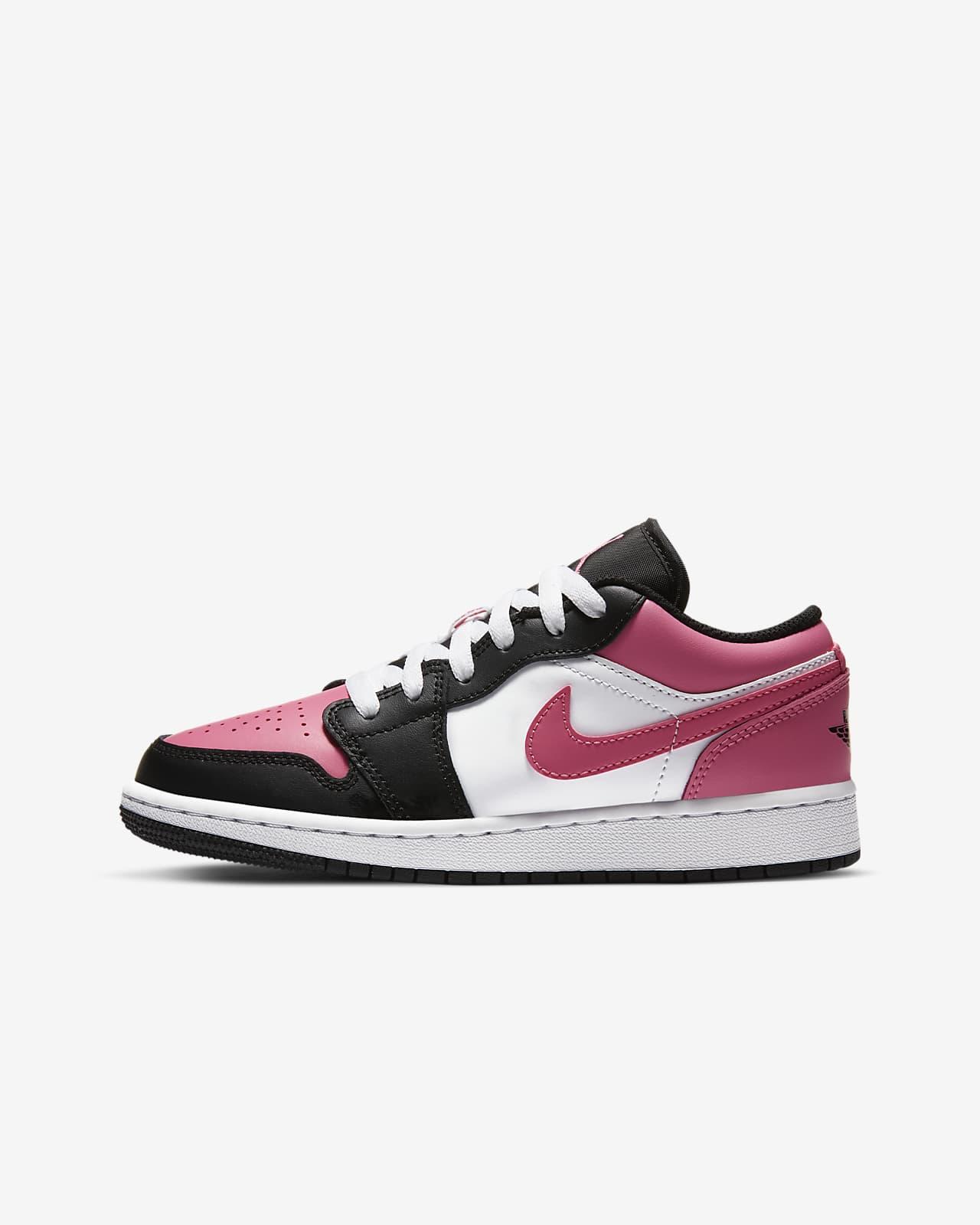 Hàng chính hãng Jordan 1 Low Pinksicle 554723106