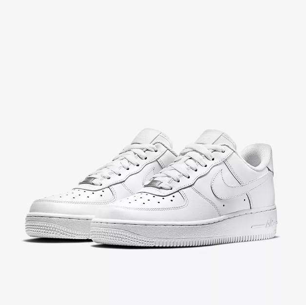 Hàng Chính Hãng Nike Air Force 1 White nữ