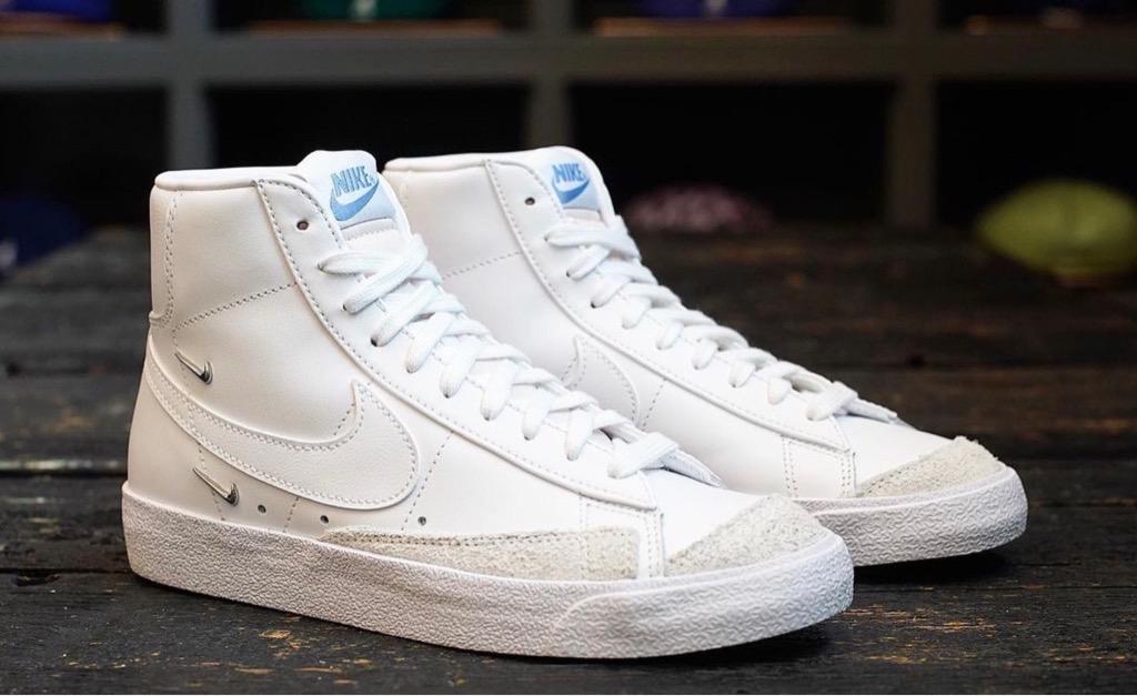 Hàng chính hãng Nike Blazer White Jewel CZ4627100