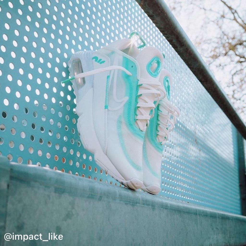 Hàng chính hãng Nike Air Max 2090  White Mint CK2612101