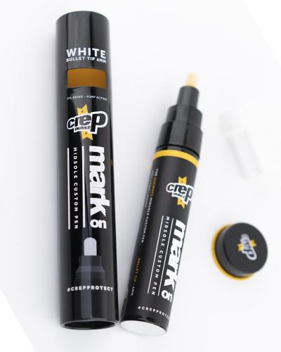 Hàng chính hãng Bút repaint đế ố vàng Crep Protect Mark On Pen