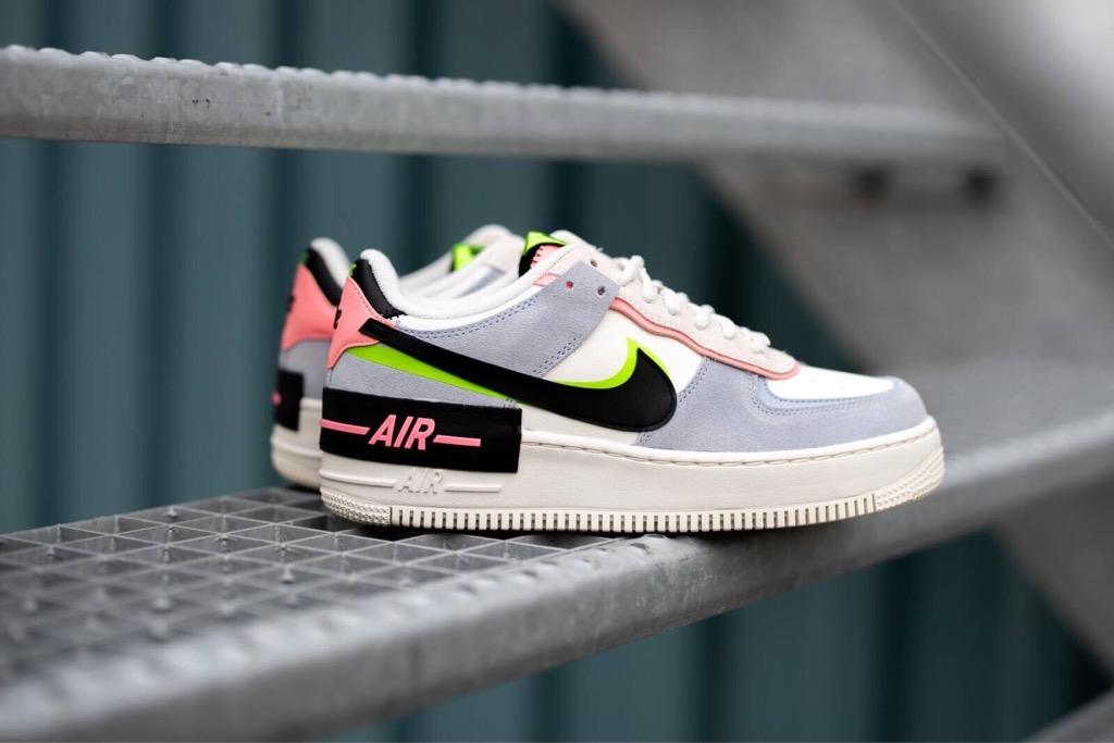 Hàng Chính Hãng Nike Air Force 1 Shadow