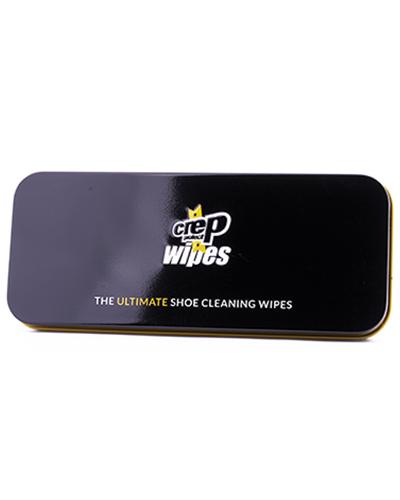Hàng chính hãng Hộp khăn lau giày chuyên dụng Crep Protect Wipes
