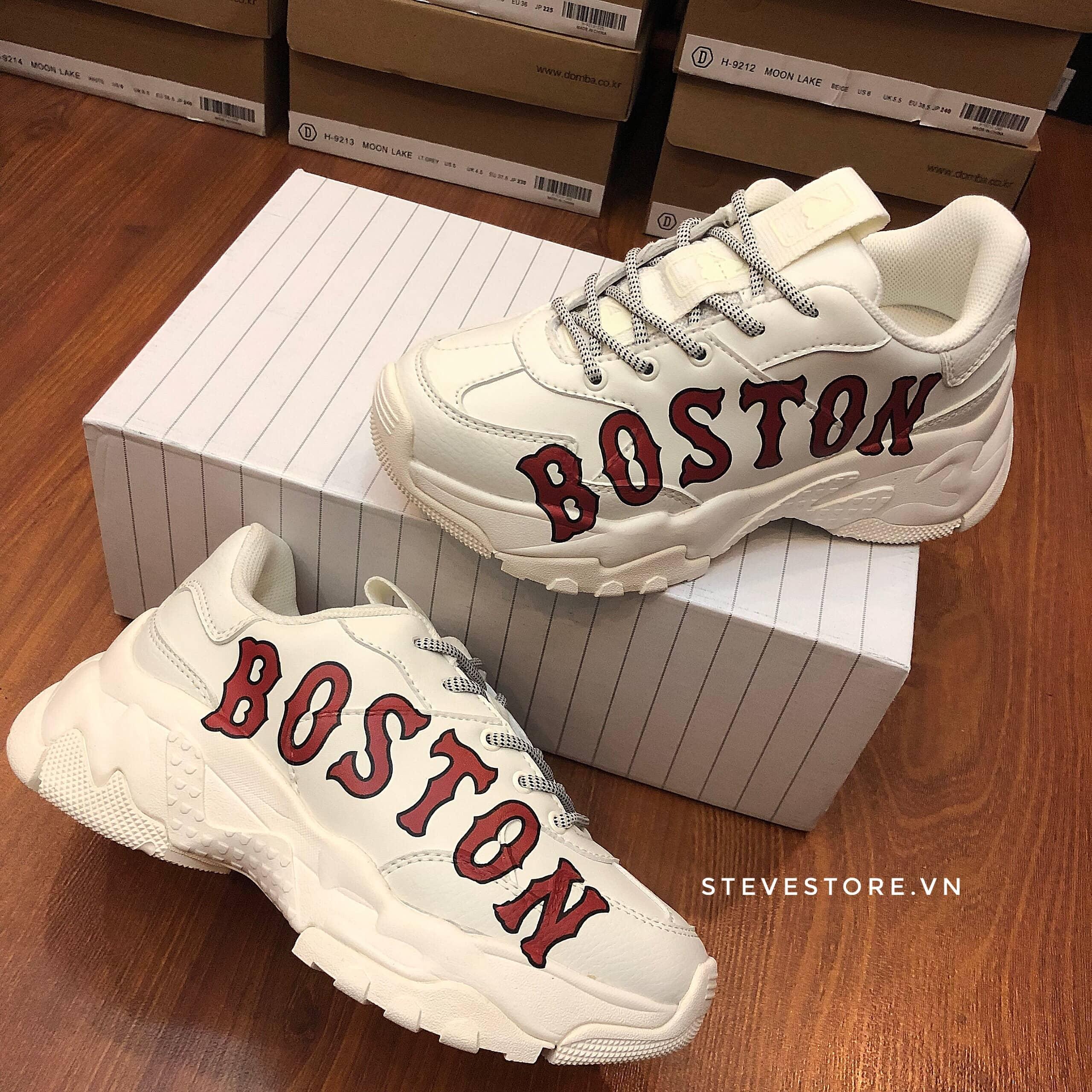 Hàng chính hãng MLB White Boston