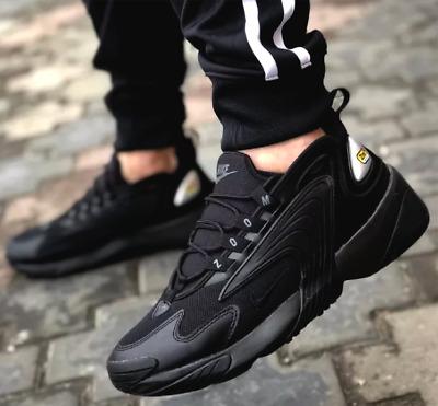 Hàng chính hãng Nike Zoom2K Allblack 0269002