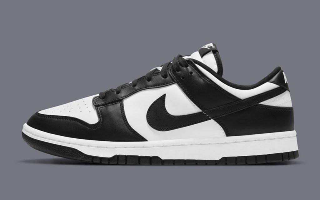 Hàng chính hãng Nike Dunk Black dd1391100