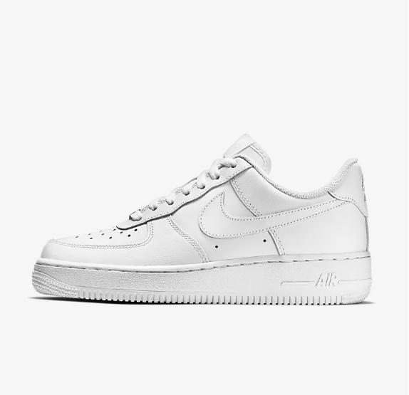 Hàng Chính Hãng Nike Air Force 1 White Nam