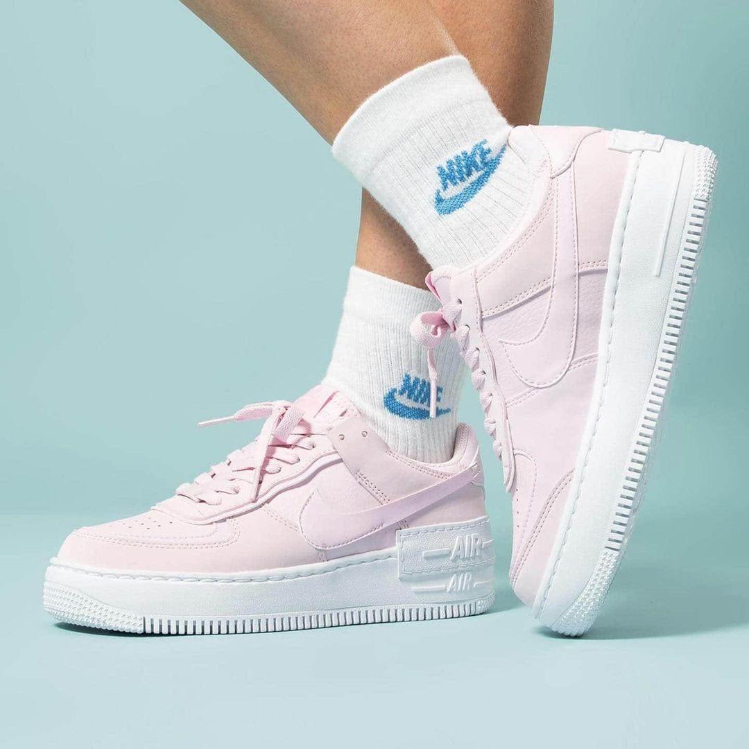 Hàng Chính Hãng Nike Air Force 1 Shadow Pink